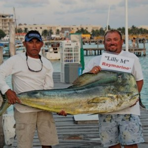 cancun fishing charter