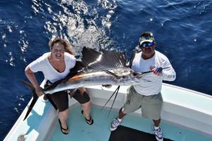 sailfish charter boat cancun