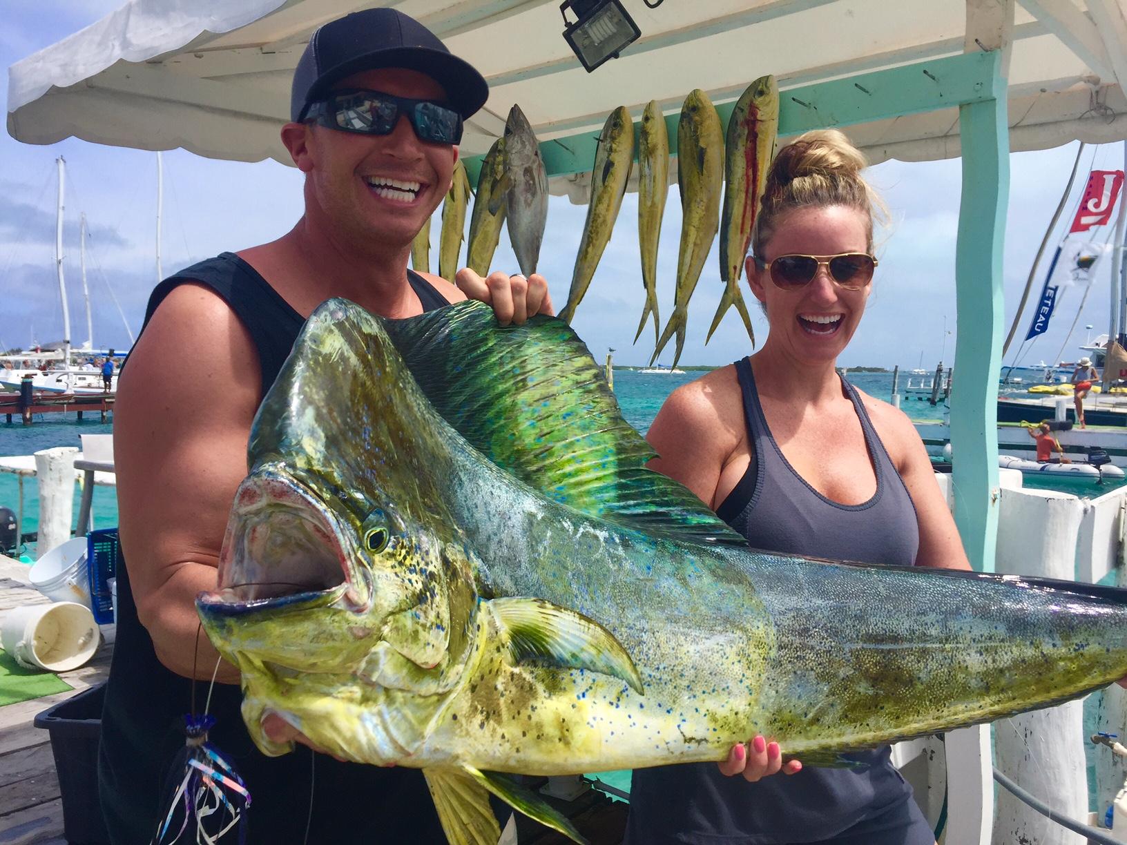 Dorado Fish Cancun