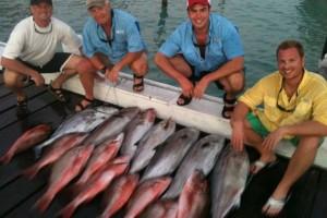 cancun fishing charter boat